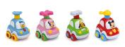 Clementoni 14392 Toy Car Disney Press and Go