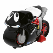 Chicco Turbo Touch 00000388200000 Toy Motorbike Ducati Black