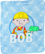 United Labels AG 106400 Bob the Builder Blanket 125 x 150 cm