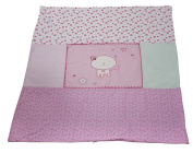 Bed-e-Byes Purfect Cot/ Cotbed Coverlet 1-Tog