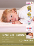 Hippychick Tencel Single Mattress Protector Single