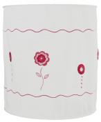 Taftan Crochetted Flowers Lampshade Fabric