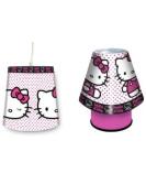Hello Kitty Light Shade & Kool Lamp Lighting Set