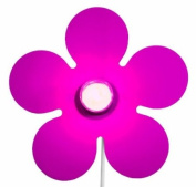 Niermann Standby Flower Power Wall Lamp, Purple