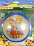 Disney Handy Manny Wall Night Portable Bedroom Bedside Magic Push Light Lovely Touch Light (Character on Light : Pat Dusty Stretch Felipe Turner Squeeze Rusty Flicker ) [ Ideal for Wardrobe Corridor ]