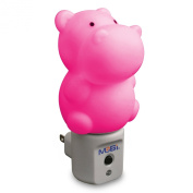 Hippo Wall Mate - Nightlight with Sensor by Mobi