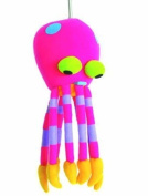 Springy Octopus Animal Brightly Coloured Mobile