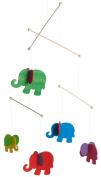 Selecta Toys Elephants mobile