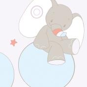 Nattou Bubbles D.coration 165204 Photo Frame Elephant