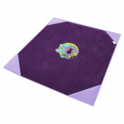 Câlin Câline Lilou 405.30 Game Rug Grape / Blue / Aniseed Green