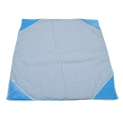 Câlin Câline Nino 100.30 Play Mat White with Blue Spots