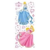 Crearreda Wall Stickers Princesses Jewels
