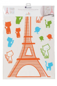 Candide 293350 Wall Decorations Adhesive Repositionable Small and Large Types