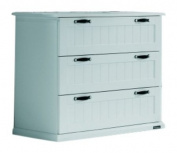 Bebecar Rustic Chest (White)