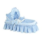 Câlin Câline Olivier 302.68 Baby Basket with Hood Blue
