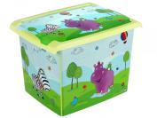 Okt 1280226201200 Fashion-Box Hippo, 20.5 L