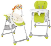 Brevi Highchair B.Fun 262 green bamboo