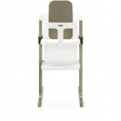 Highchair Slex Evo White 006 Brevi