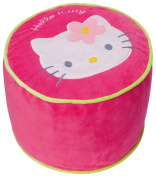 Inflatable Hello Kitty Pouffe
