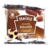 Heinz 7 Month Chocolate Biscotti 60g