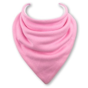 Baby Bandana Bib in BABY PINK by Babble Bib