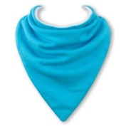 Baby Bandana Bib in TURQUOISE by Babble Bib