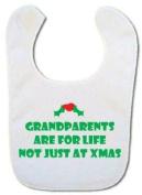 Grandparents Baby bib