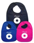 iPood baby bib ipod bibs babies funny gift