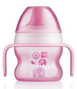 MAM Starter Cup 150ml (4+ Months) Avaliable in Pink, blue or green