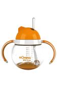 mOmma Cup with Straw and Dual Handles 250 ml