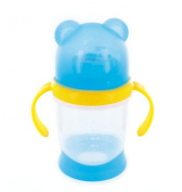 DBD Remond 215016 Toddler's Drinking Cup Baby Bear Translucent Blue
