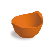 Plastorex 8608 08 Babies' Bowl with Handles Melamine Orange