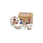 Pirates Breakfast Set in a Treasure Chest Gift Box