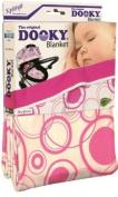 Xplorys Dooky Pink Circles Blanket