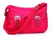 ruby red nursery bag