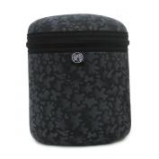 Black Splat Barney Bag by Duck Soup
