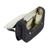 EasyWalker June Nursery Bag Black/Off-White