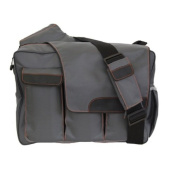 Nappy Dude Messenger with Flap