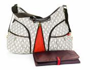 Skip Hop Versa Nappy Bag, Cream Links