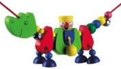 1351 Dragolo (Pram and buggy accessories) - Selecta Wooden Toys/Selecta Spielzeug