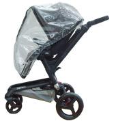 Koodee Raincover to Fit Jane Rider and Trider for Newborn