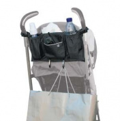 JL Childress Cups N Cargo Stroller Organiser and Cupholder