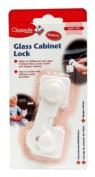 Clippasafe Glass Cabinet Lock