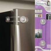 Dreambaby Style Multi-Purpose Latch Silver