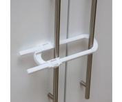 Baby Elegance Cabinet / Cupboard Sliding U-Shaped Lock