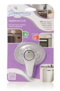 Dreambaby Style Appliance Lock Silver