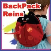 Toddler Runner Back Pack Harness & Reins