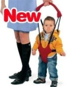 Baby moon walker harness ideal for learning to walk
