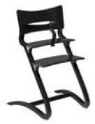 Leander safety bar, black