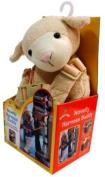 GoldBug Two in One Harness Buddy - Lamb